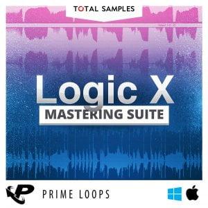 Total Samples Logic X Mastering Suite