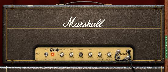 Universal Audio Marshall Plexi