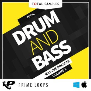Total Drum and Bass Massive Vol 1