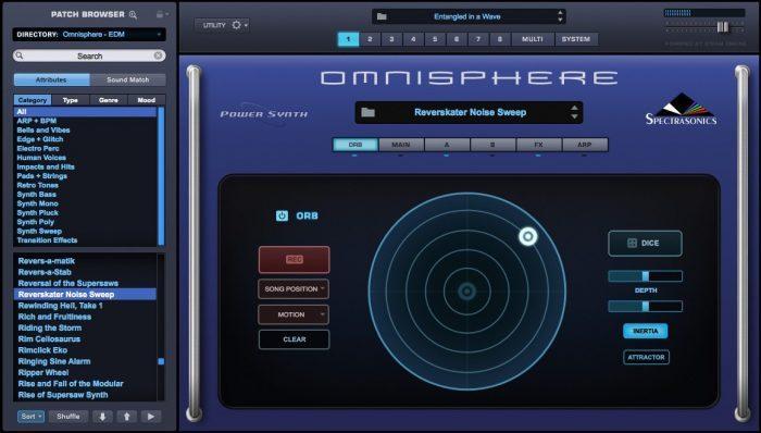 spectrasonics Omnisphere 2 orb