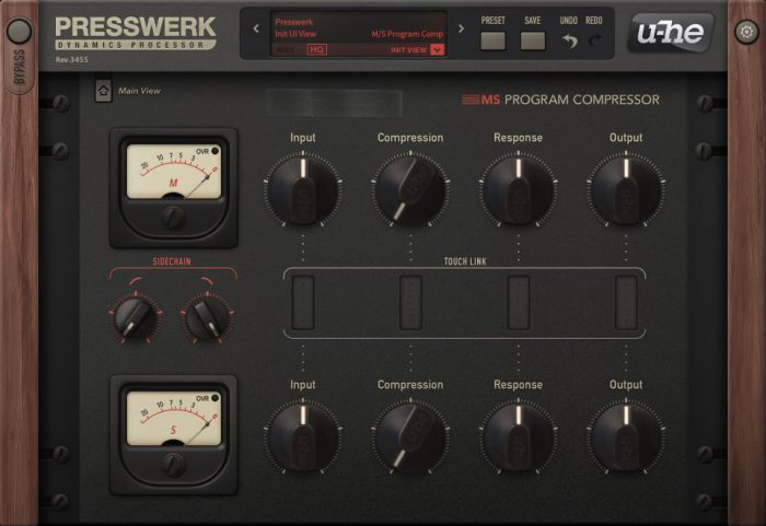 u-he Presswerk MS Program Compressor