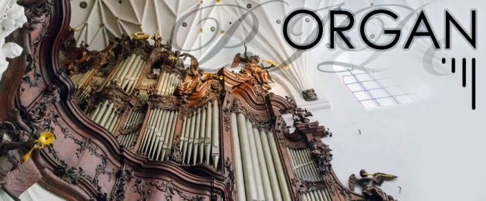Aria Sounds Pipe Organ
