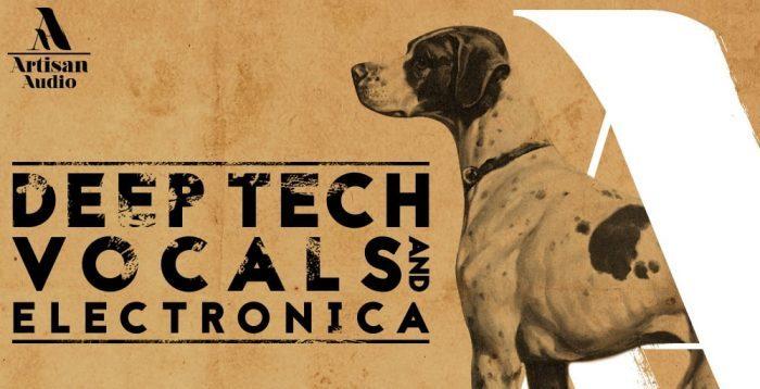 Artisan Audio Deep Tech Vocals and Electronica