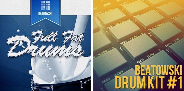 Beatowski Full Fat Drums & Drum Kit #1