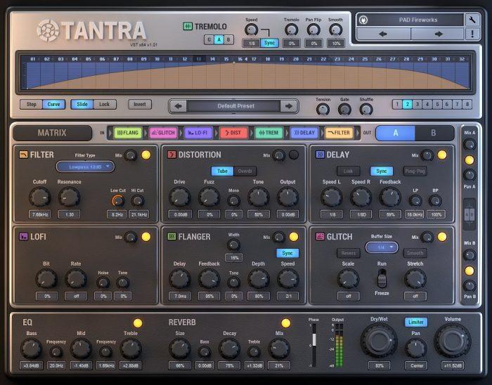 Dmitry Sches Tantra screenshot