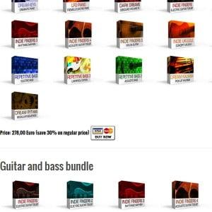 Dream Audio Tools Bundles
