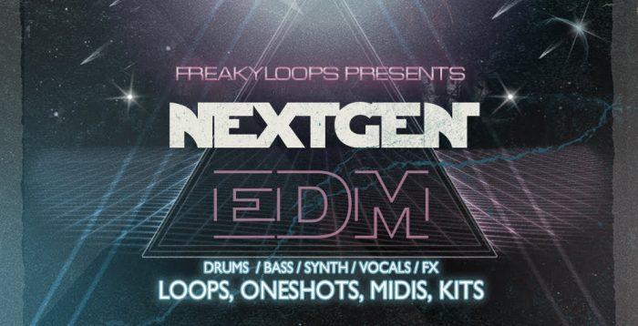Freaky Loops Next Gen EDM