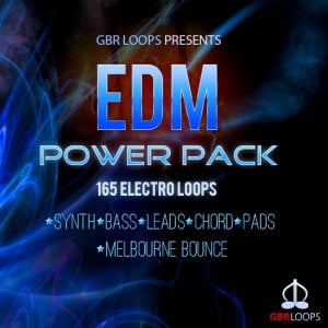 GBR Loops EDM Power Pack
