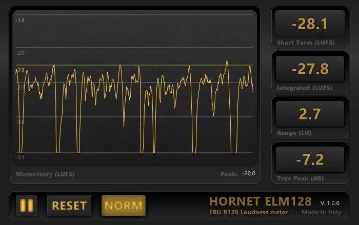 Hornet ELM128