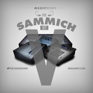 MSXII Sound Design Sammich Kit 5