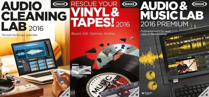 Magix Audio Cleaning 2016