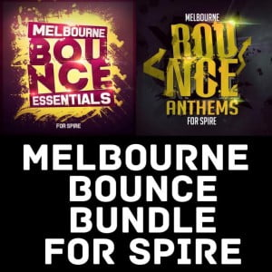 Mainroom Warehouse Melbourne Bounce Bundle for Spire