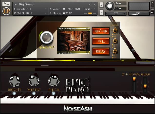 Noiseash Epic Piano