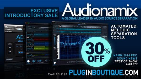 PIB Audionamix sale