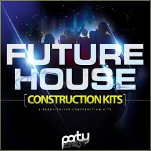 Party Design Future House Construction Kits