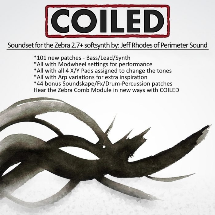 Perimeter Sound COILED
