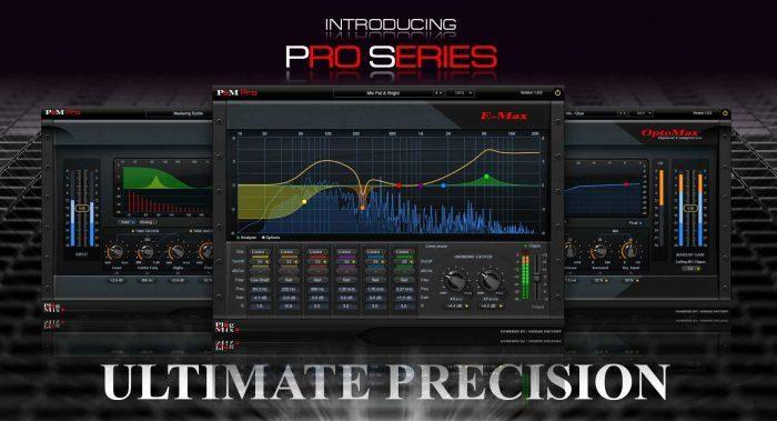 Plug & Mix Pro Series