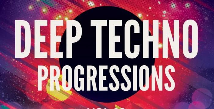 Producer Loops Deep Techno Progressions Vol 3