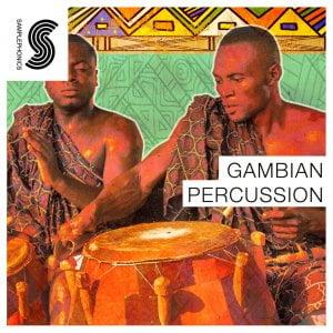 Samplephonics Gambian Percussion