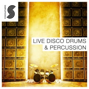 Samplephonics Live Disco Drums & Percussion