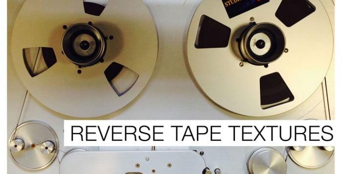Samplephonics Reverse Tape Textures