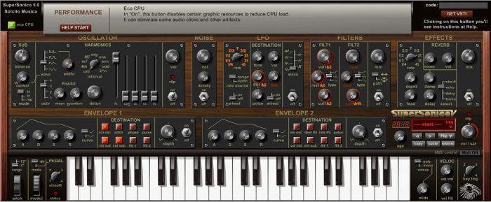 Solcito Musica Supersonico 5.0