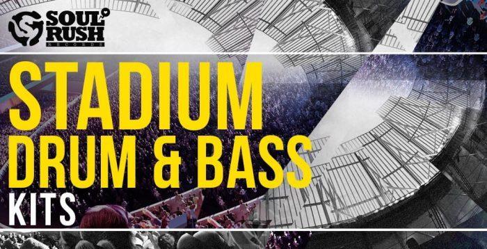 Soul Rush Stadium Drum & Bass Kits