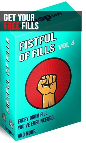 The Loop Loft Fistfull of Fills Vol 4