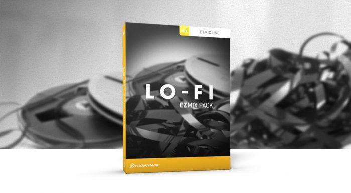 Toontrack Lo-Fi EXmix Pack
