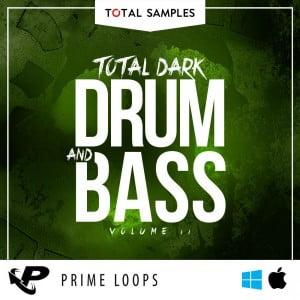 Total Samples Total Dark Drum and Bass Vol 2