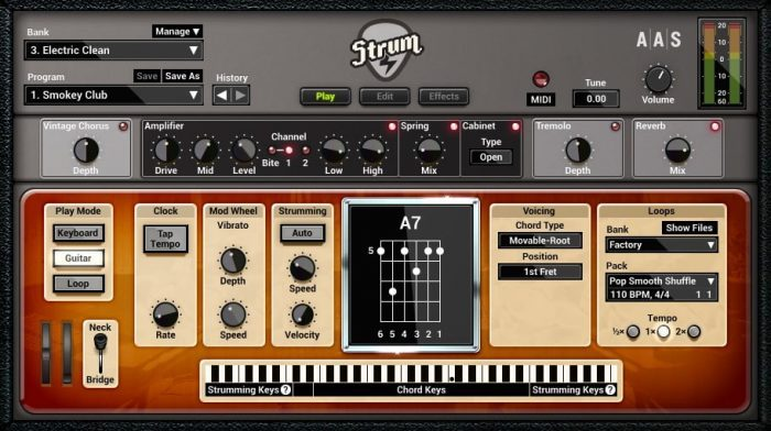 AAS strum-gs-2-electric-play