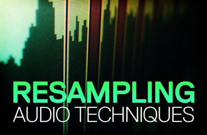 ADSR Resampling Audio Techniques