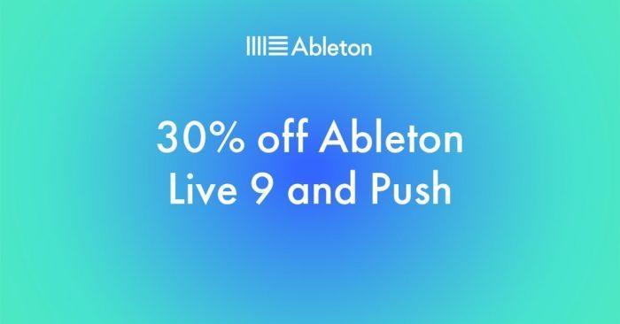 Ableton Sale