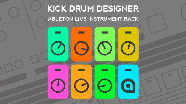 Abletunes Kick Drum Designer