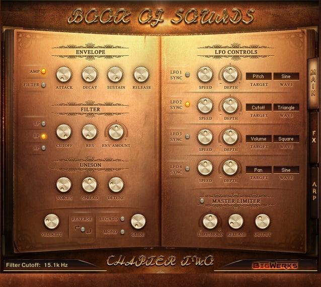 BigWerk Book of Sounds II