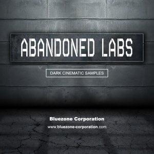 Bluezone Abandoned Labs Dark Cinematic Samples