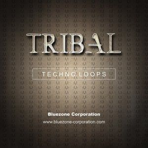 Bluezone Tribal Techno Loops