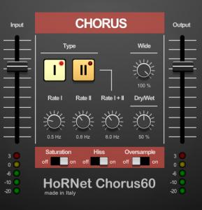 HoRNet Chorus60