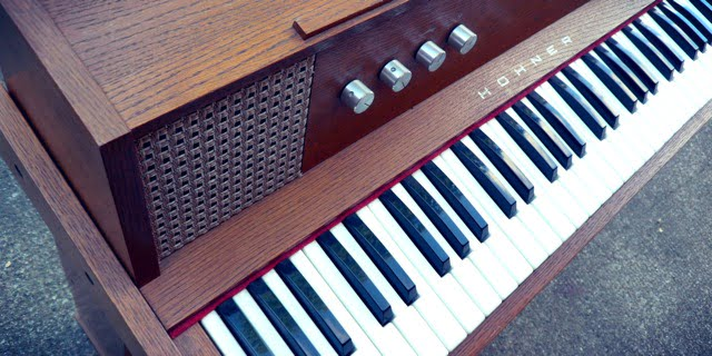 Hohner pianet-m