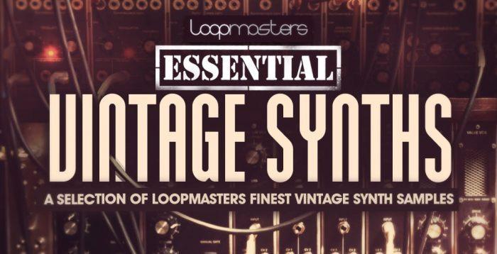 Loopmasters Essential Vintage Synths