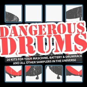 Marco Scherer Dangerous Drums