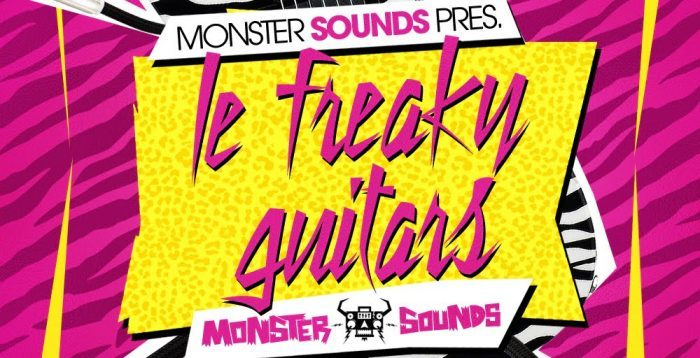 Monster Sounds Le Freaky Guitars