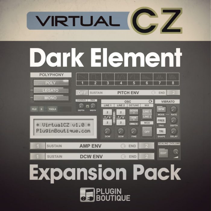 PIB VirtualCZ Dark Element