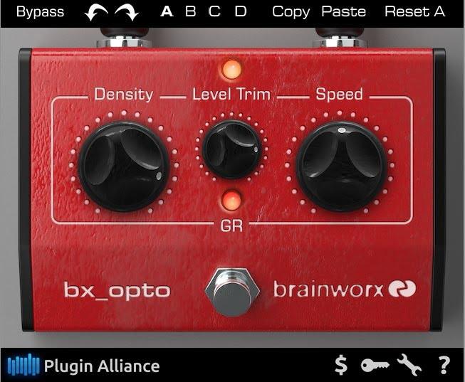 Plugin Alliance bx_opto Pedal