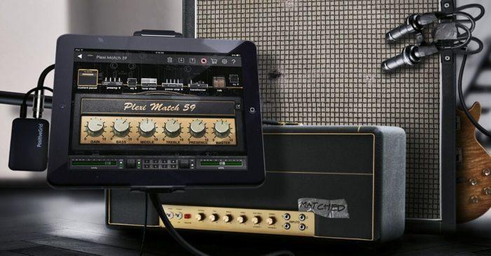 Positive Grid Amp Match