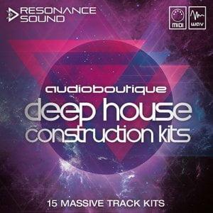 Resonance Sound Audio Boutique Deep House Construction Kits