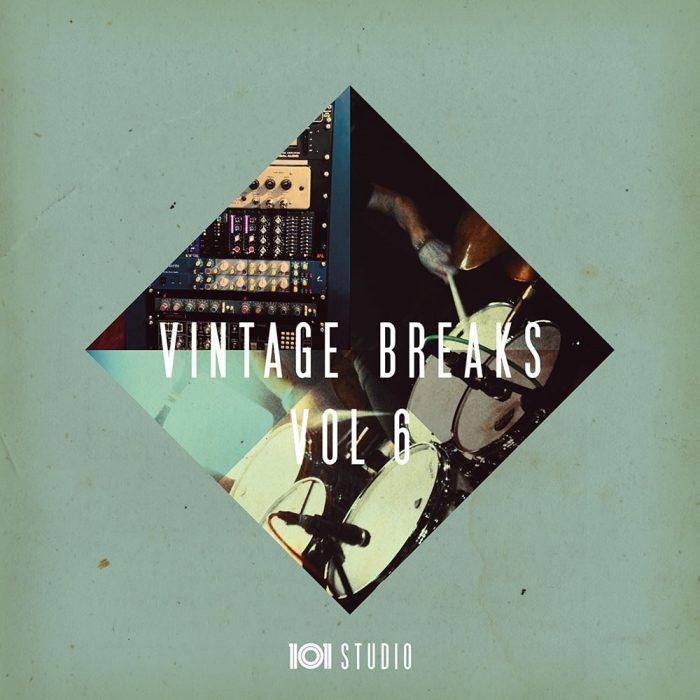 Sample Magic Vintage Breaks Vol 6