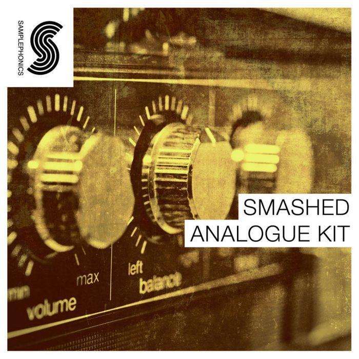Samplephonics Smashed Analogue Kit