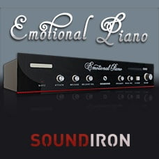 Soundiron Emotional Piano RE box
