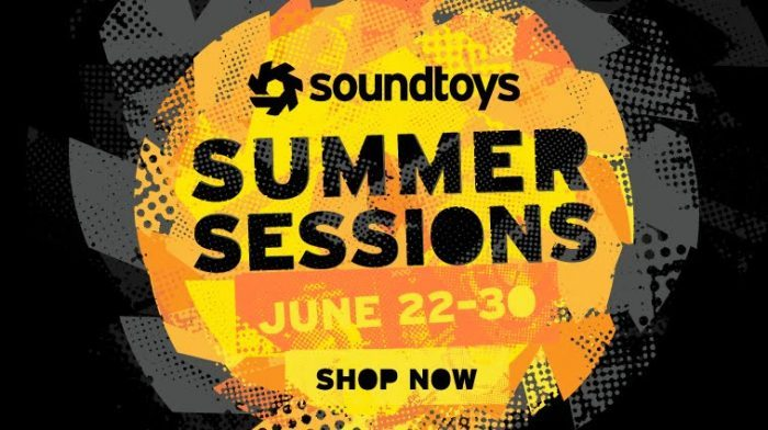Soundtoys Summer Sessions